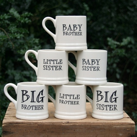 Brother & sister mugs (large)
