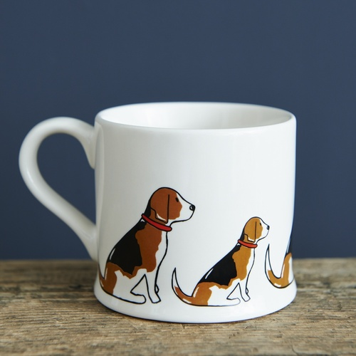 Mischievous Mutts Dog Mugs