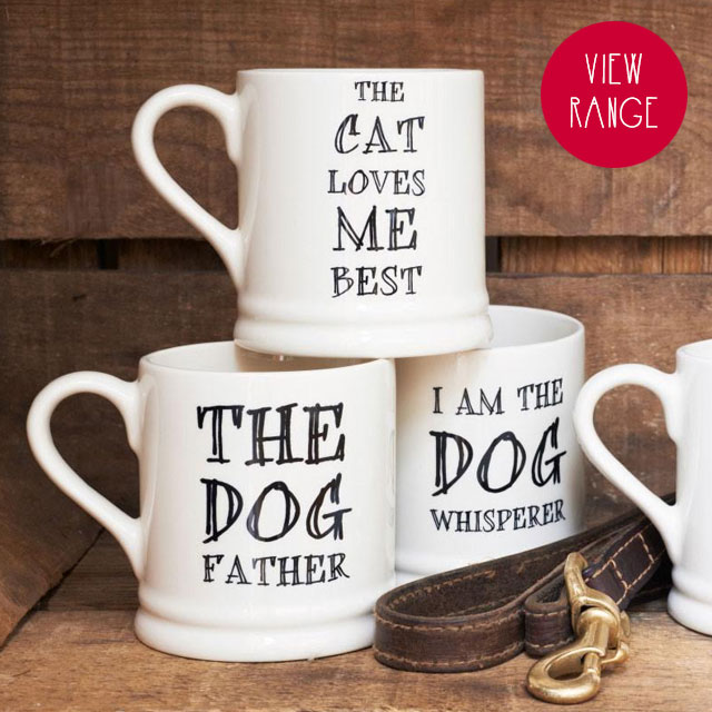Mutts & Moggies Mugs