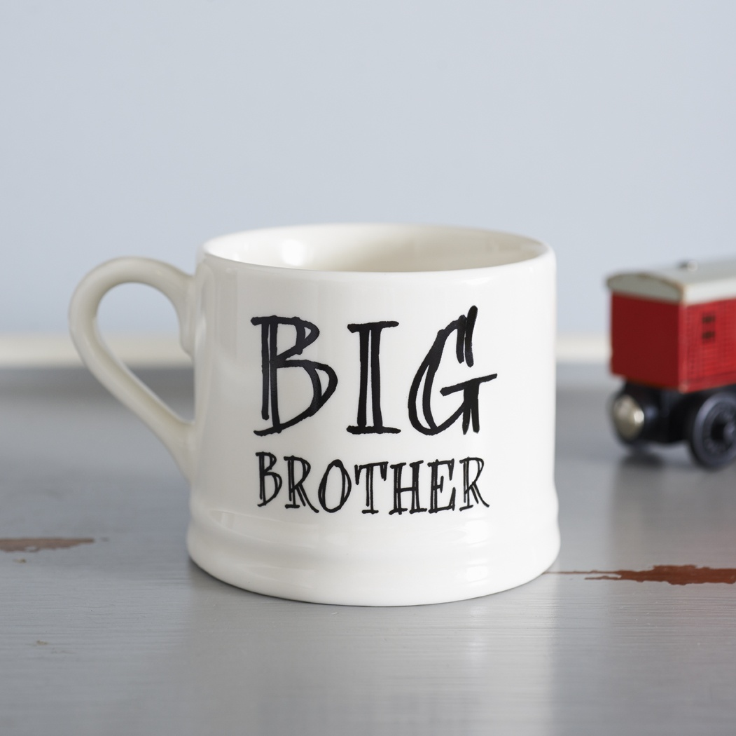 Family mugs - Daddy, Mummy, Big Brother, Little Sister, Baby Brother mugs