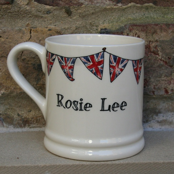 Rosie Lee Mug , Cockney Spirit ,