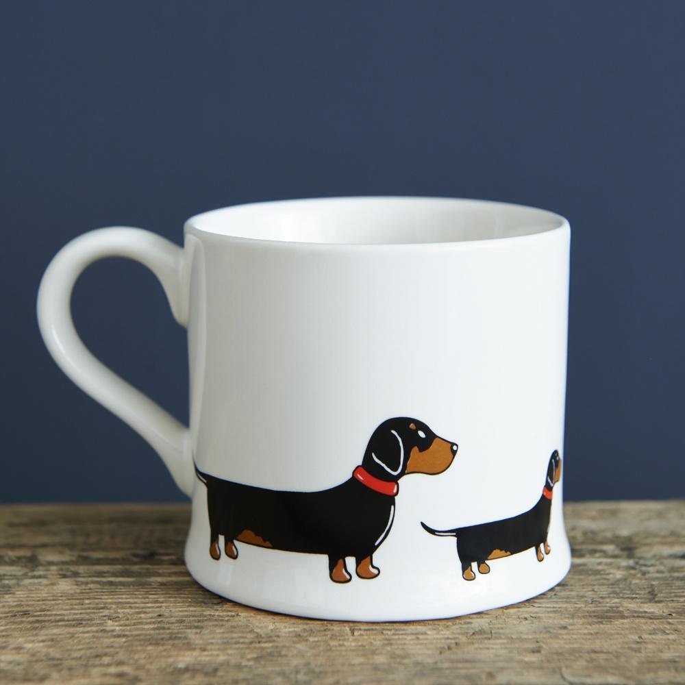 Dachshund / Sausage Dog Mug , Mischievous Mutts > Mugs , Dachshund