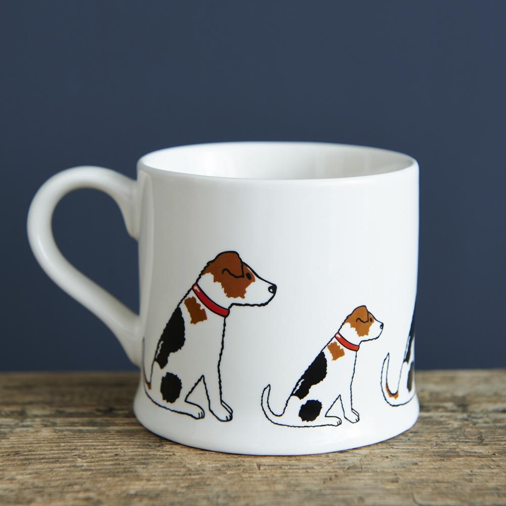 Jack Russell Mug , Mischievous Mutts > Mugs , Jack Russell