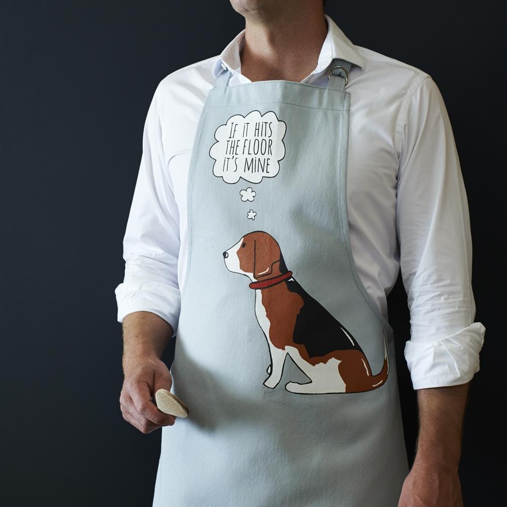 Beagle Apron , Mischievous Mutts > Aprons , Beagle