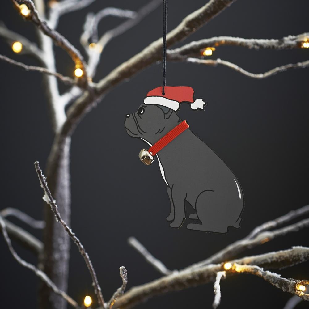 french bulldog christmas tree decoration mischievous mutts christmas decorations french bulldog