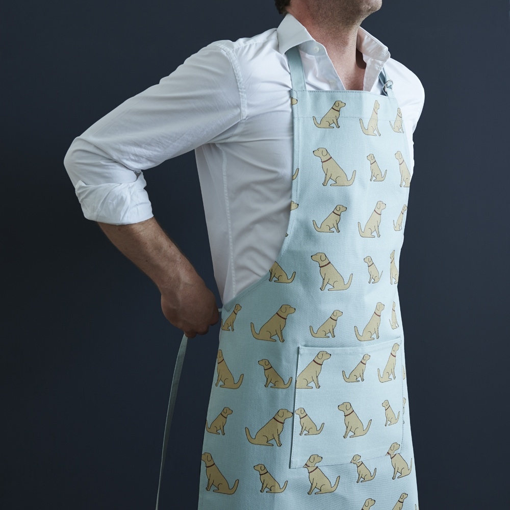 Golden Retriever Apron , Mischievous Mutts > Aprons , Golden Retriever