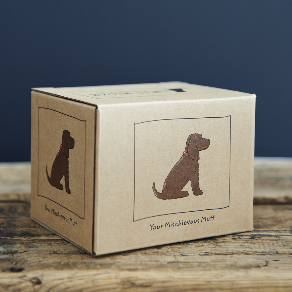 Golden Cocker Spaniel Mug Gift Box