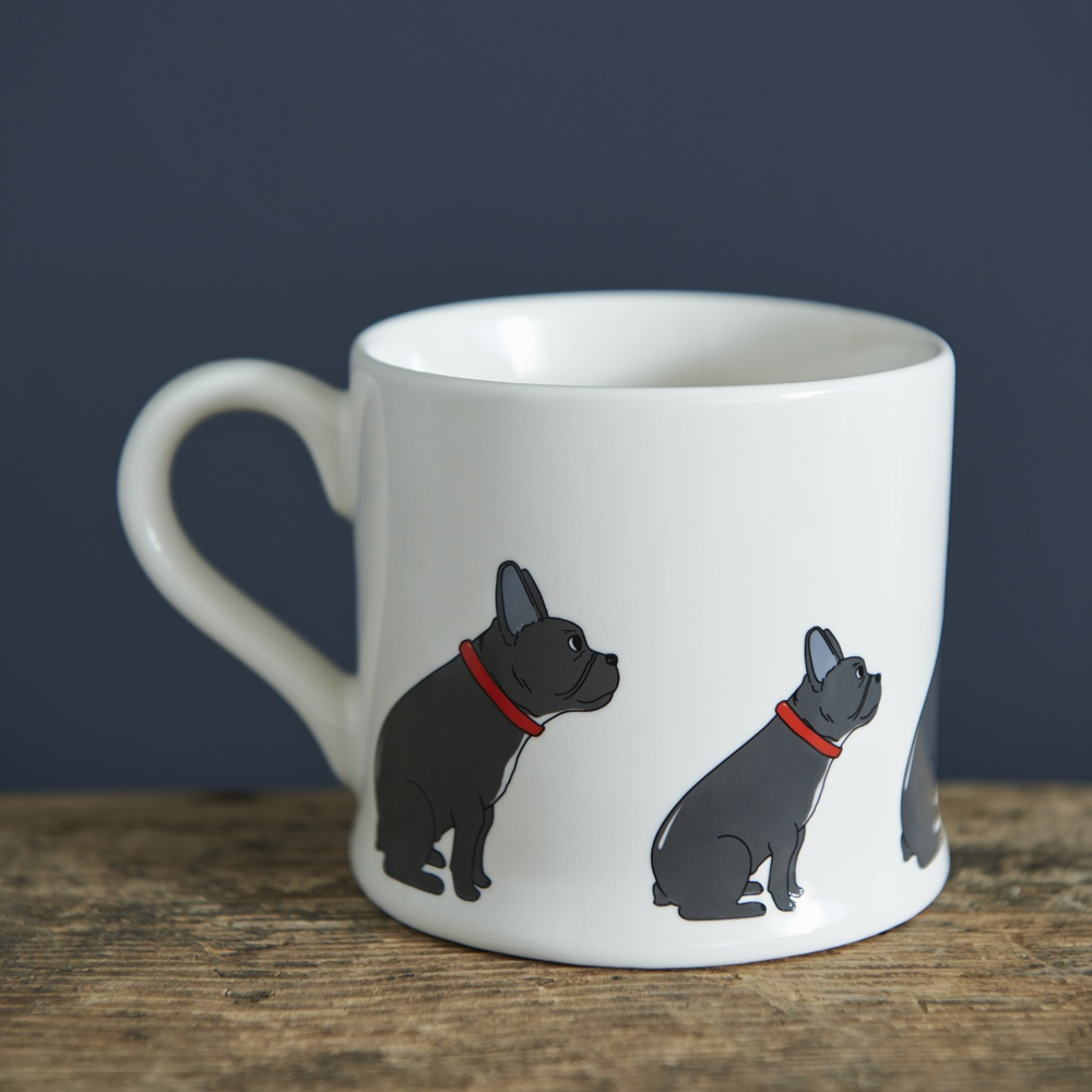 French Bulldog Mug , Mischievous Mutts > Mugs , French Bulldog