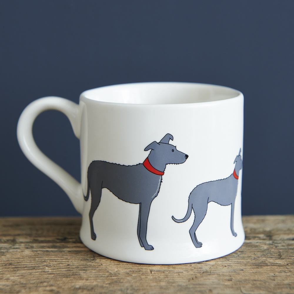 Lurcher Mug , Mischievous Mutts > Mugs , Lurcher
