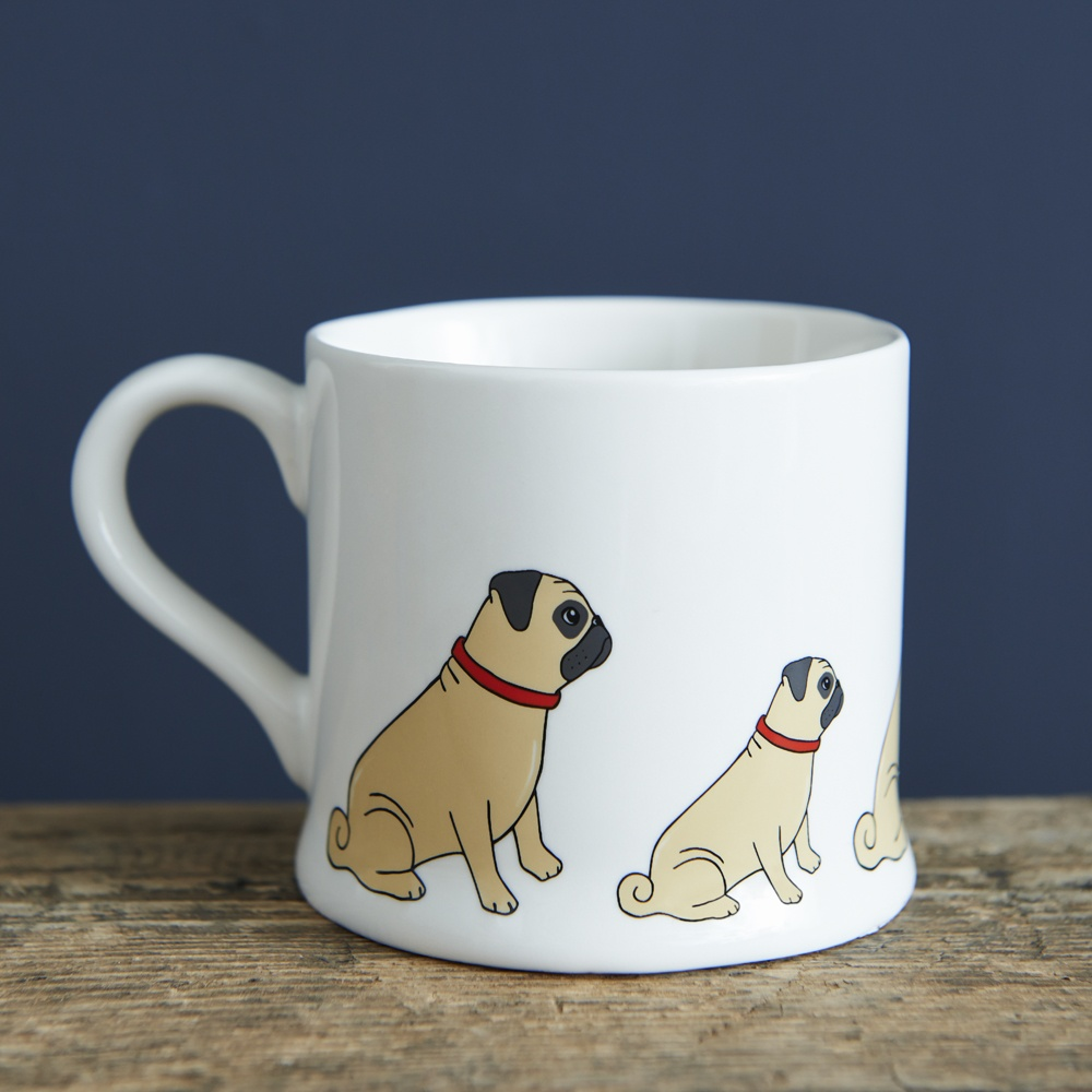 Pug Mug , Mischievous Mutts > Mugs , Pug