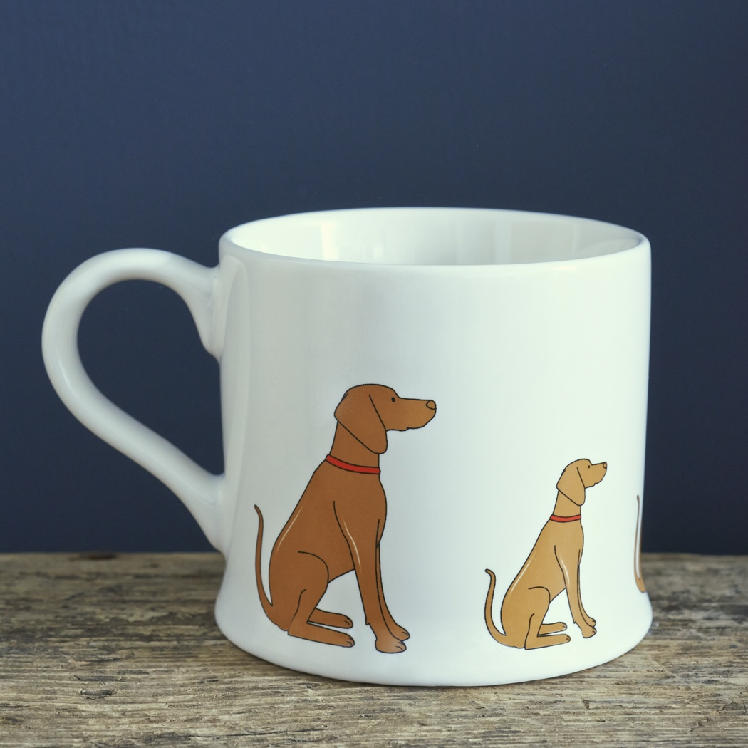 Vizsla Mug , Mischievous Mutts > Mugs , Vizsla