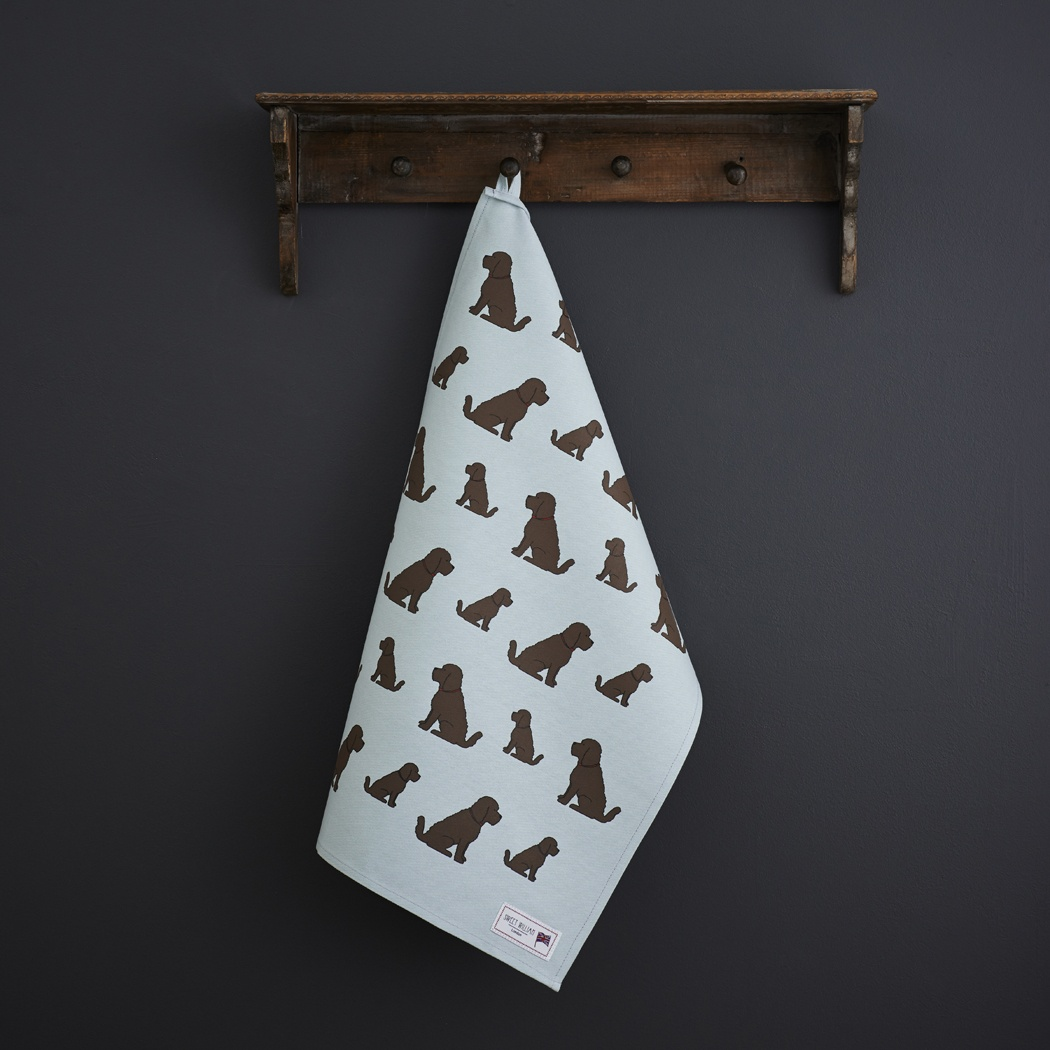 Cockapoo Tea Towel , Mischievous Mutts > Tea Towels , Cockapoo