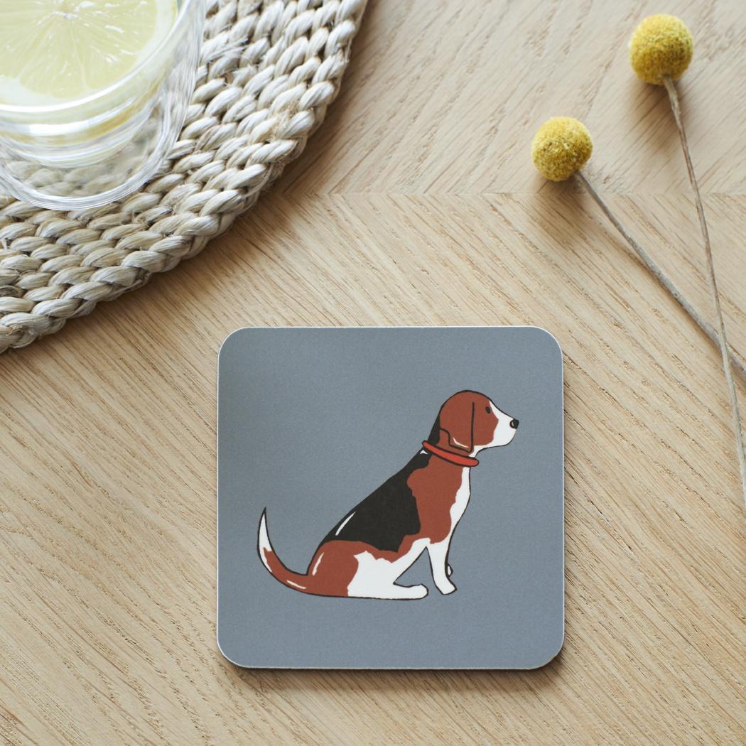 Beagle Coaster , Coasters , Beagle