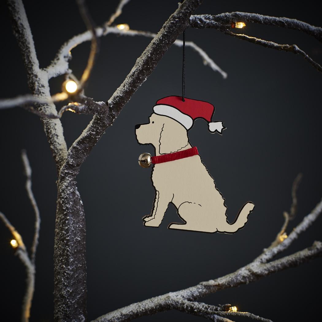 Apricot Cockapoo / Labradoodle Christmas Decoration , Mischievous Mutts > Christmas Decorations , Cockapoo