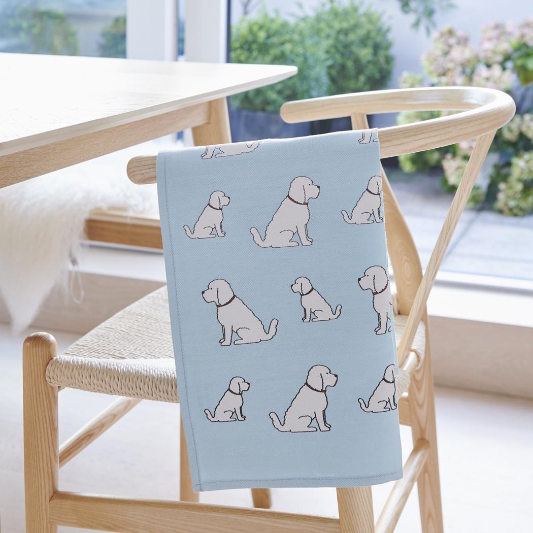 Cockapoo / Labradoodle (Apricot) Tea Towel , Mischievous Mutts > Tea Towels , Cockapoo