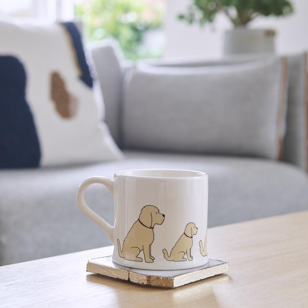 Cockapoo / Labradoodle (Apricot) Mug , Mischievous Mutts > Mugs , Cockapoo