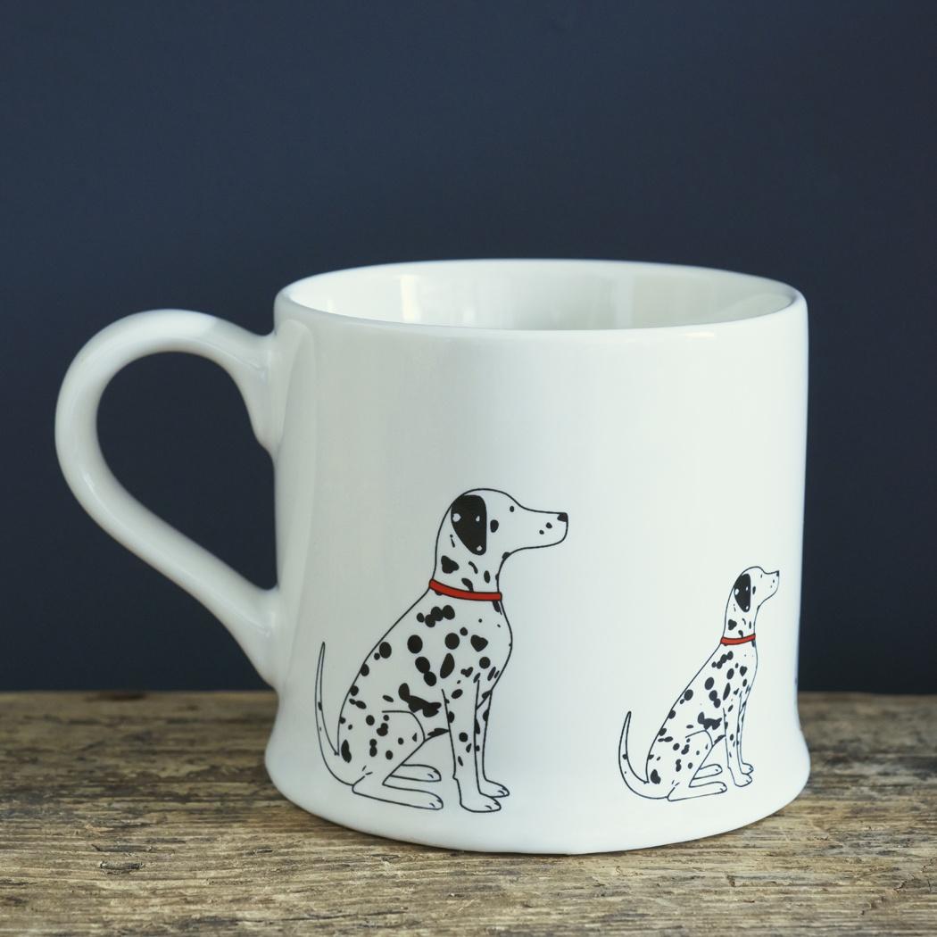 Dalmatian Mug 163 15 95 Mischievous Mutts Mugs Sweet